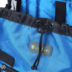 Wellver Dog Front Carrier (Small Black Bag & Medium Blue Bag)