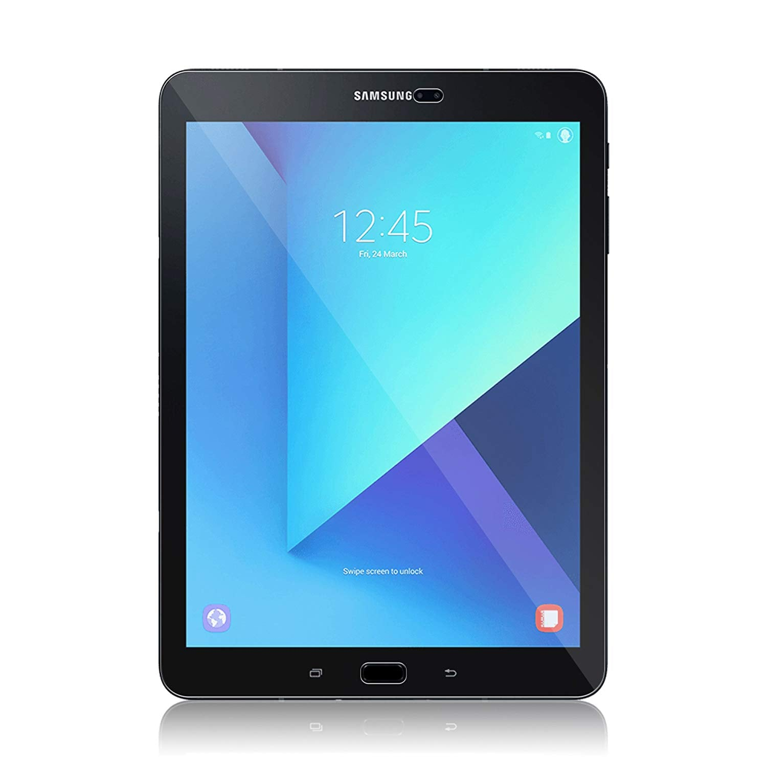 Tempered Glass Screen Protector for Galaxy Tab S3, S2 9.7