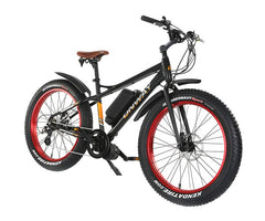 ONWAY E-Bike Electric Bike For City Mountain Fat Tire Bike Trails Travel Commute