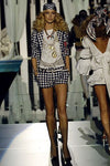 Roberto Cavalli - As Seen on the 2006 Runway Collection - Tee Shirt With Sunglasses and Necklace Design - IT 40