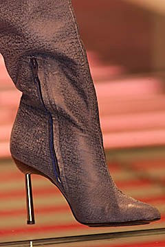 Versace - Grey Boots - IT 38