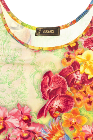 Versace - Colorful Tank Top - IT 40