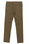 Alexander McQueen - Khaki Pants NWT - IT 42