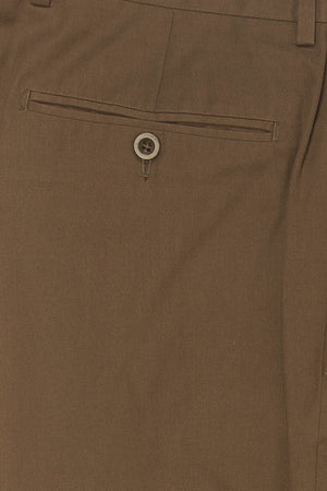 Authentic Hermes  - Taupe Dress Pants - IT 44
