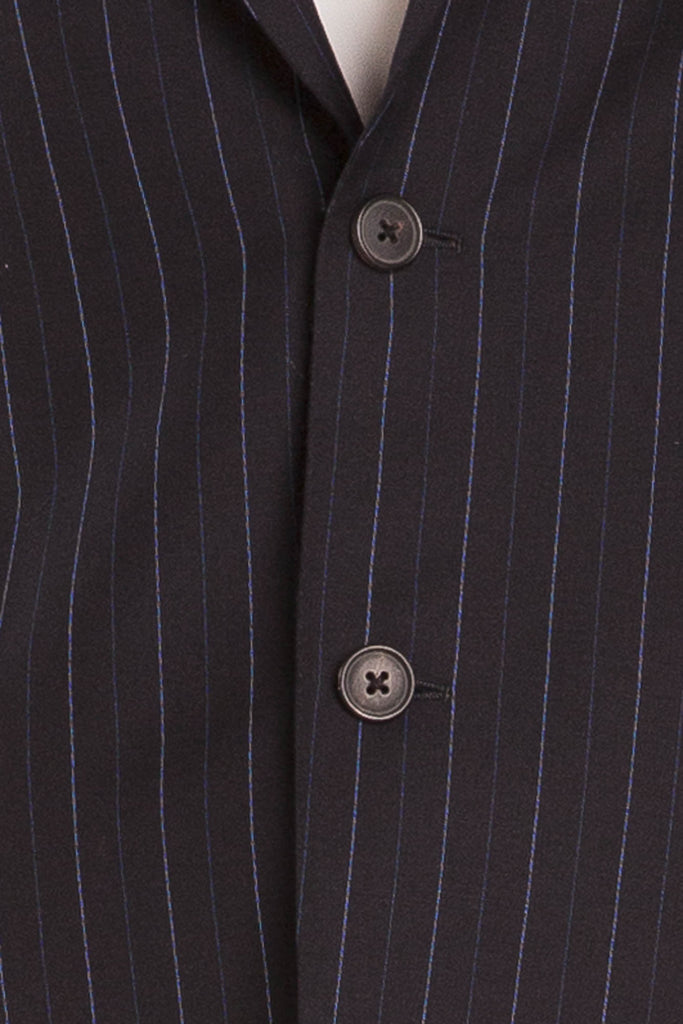Authentic Hermes - 2PC Dark Blue Suit - IT 52