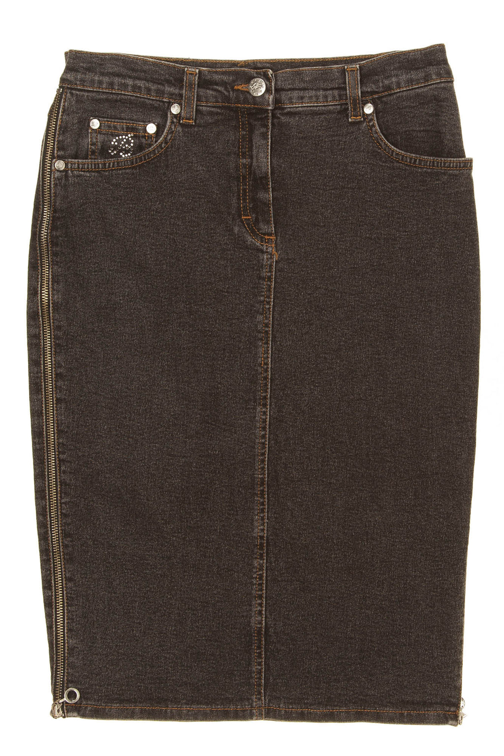 Blumarine - Jean Skirt - IT 40