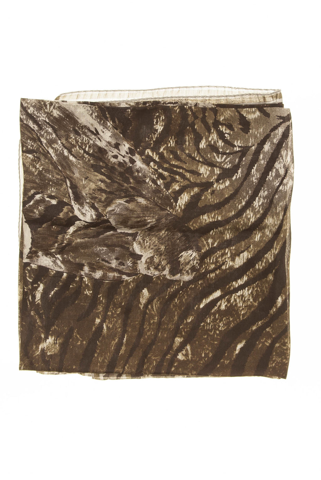 Leonard - Animal Print Scarf - One Size