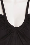 Iconic Tom Ford for Gucci - Black Cut Out Tank Top -