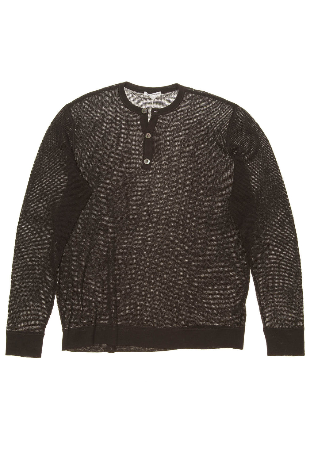 James Perse - Brown Long Sleeve Thermal - 3