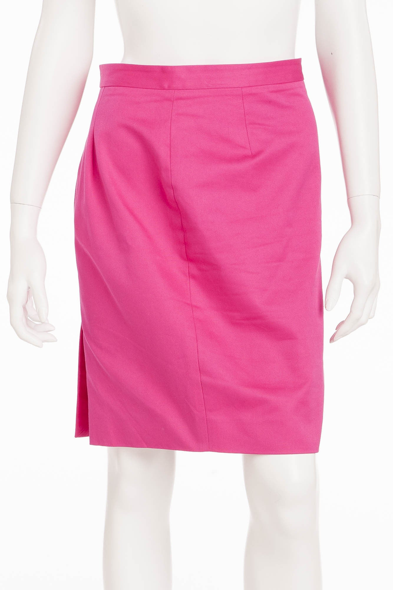 79f4db988 Dsquared2 - Hot Pink Pencil Skirt - IT 42 – LUXHAVE