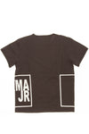 Armani Junior - Brown Short Sleeve Tshirt - 10A