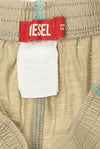 Diesel - Green Shorts with Writing on the Side - 6
