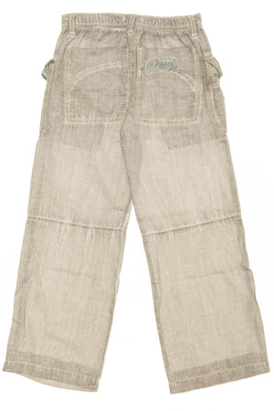 Diesel - Light gray Cotton Pants - 10