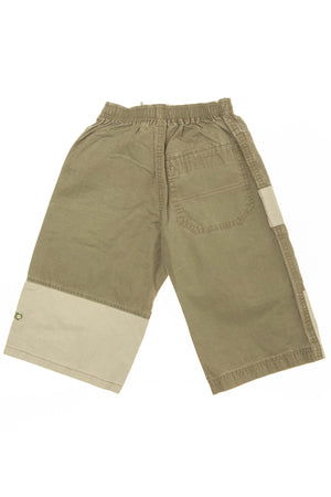 Diesel - Olive Green Cargo Shorts - S