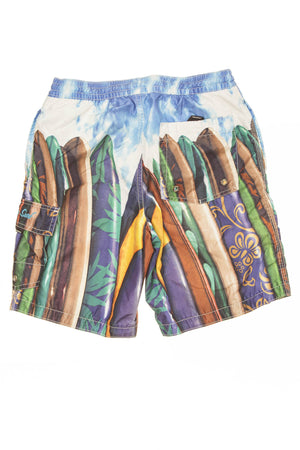 GapKids - Multicolor Swim Trunks - M