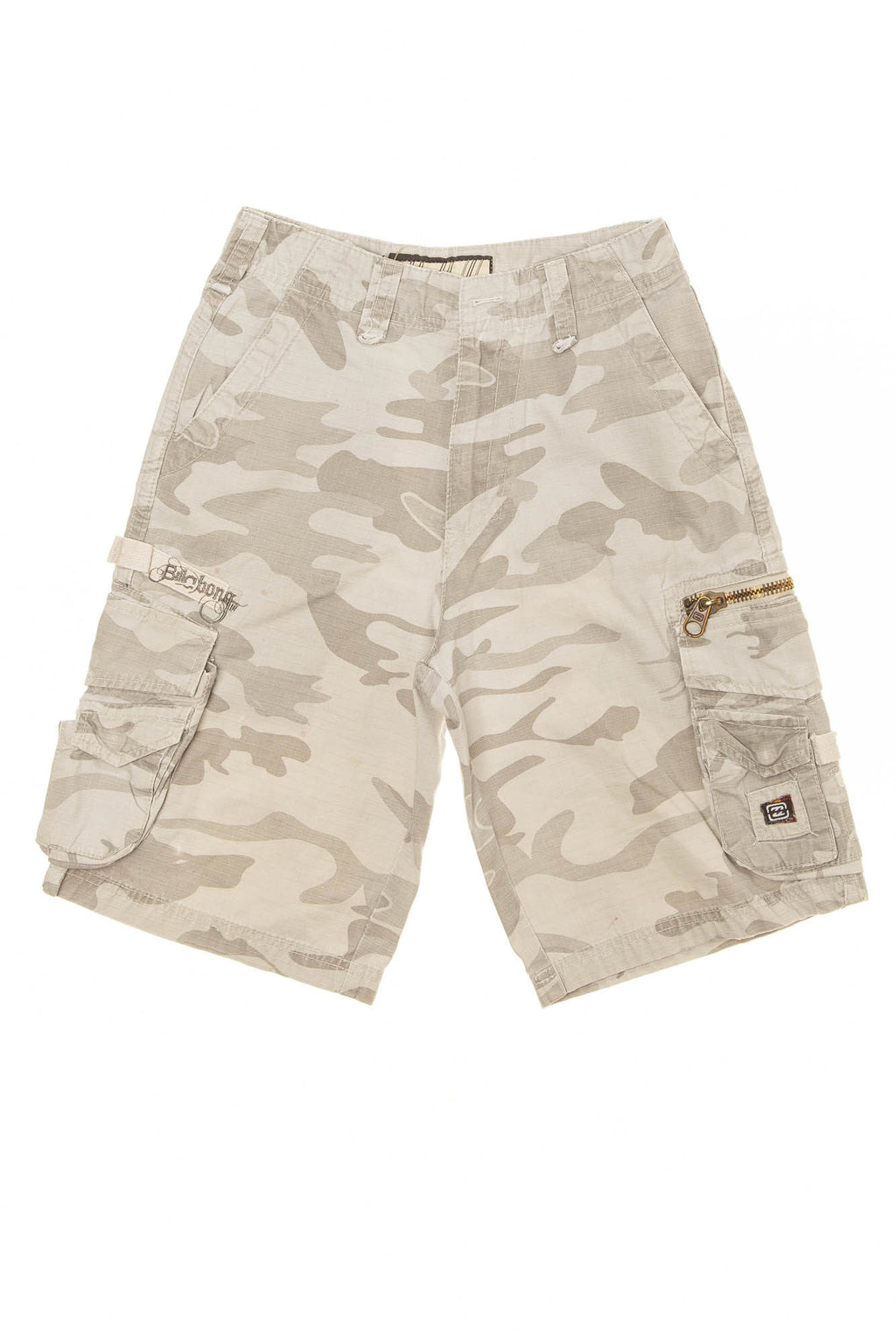 Billabong - Camo Cargo Shorts -  23