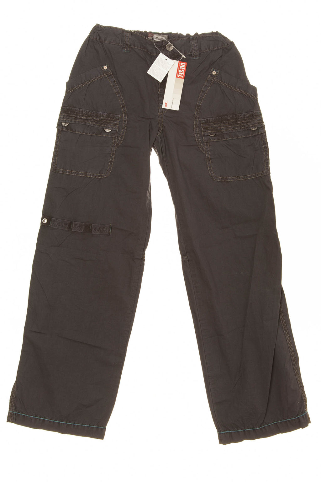 Diesel - Dark Blue Pants - 10