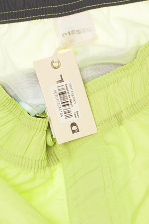 Diesel - Lime Green Swim Trunks - 12