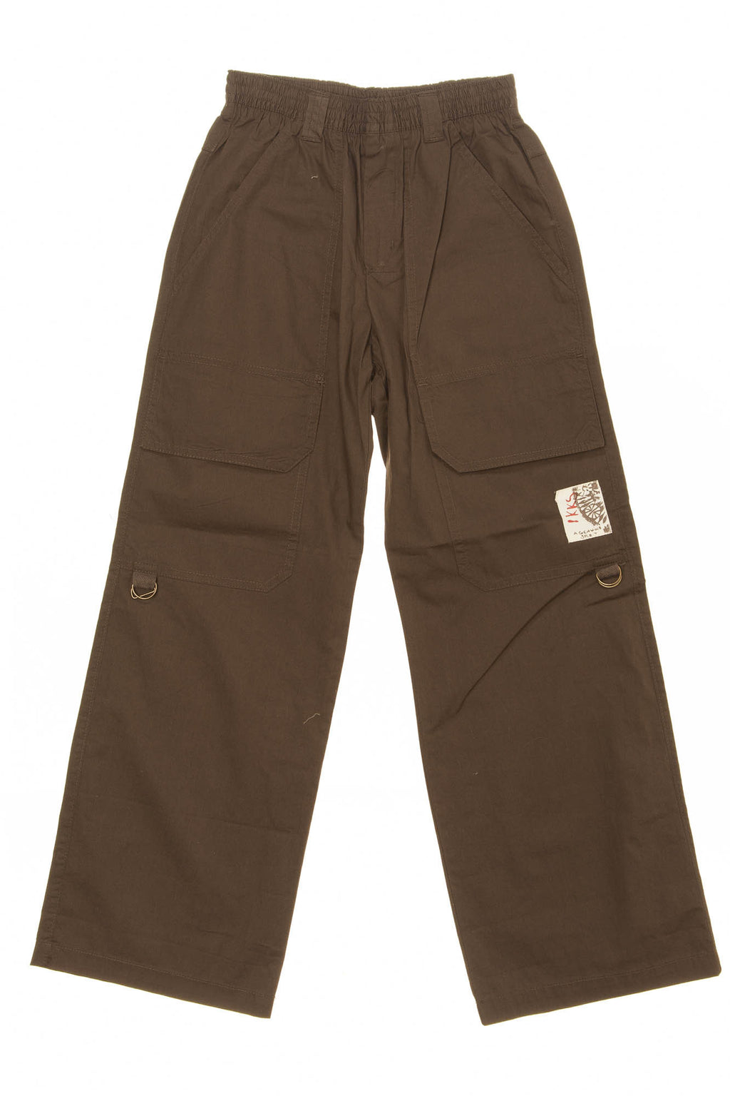 IKKS - Brown Pants