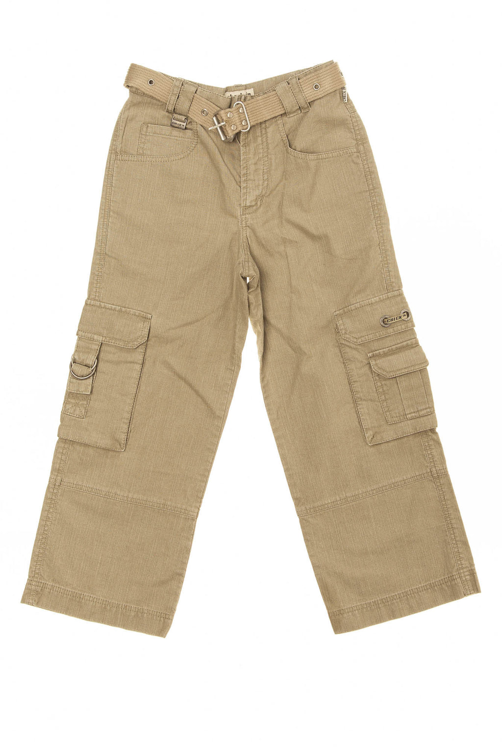 Check In - Khaki Cargo Pants - 16