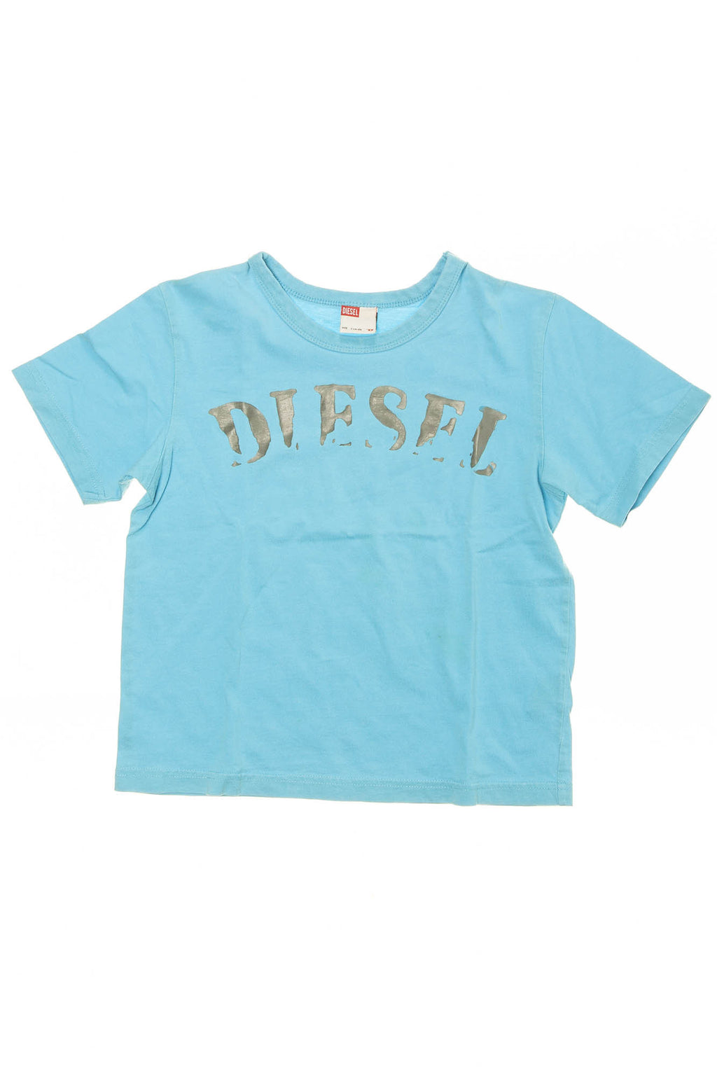 Diesel - Blue Short Sleeve Graphic TShirt - 7