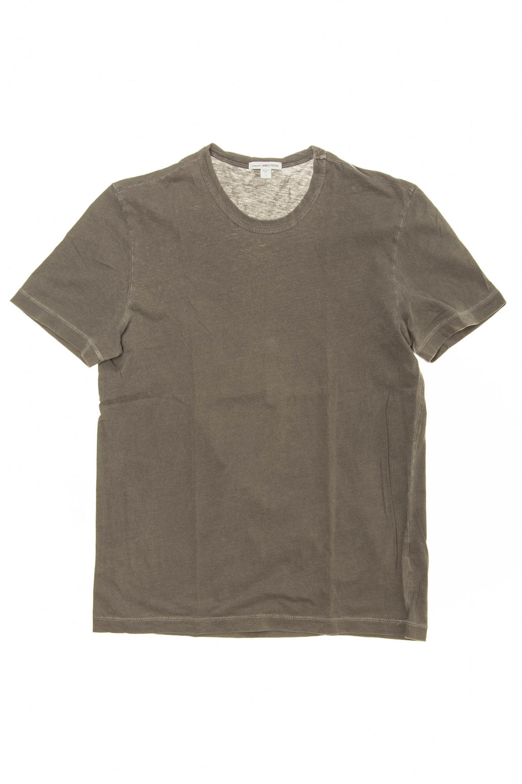 James Perse - Brown Short Sleeve TShirt - 1
