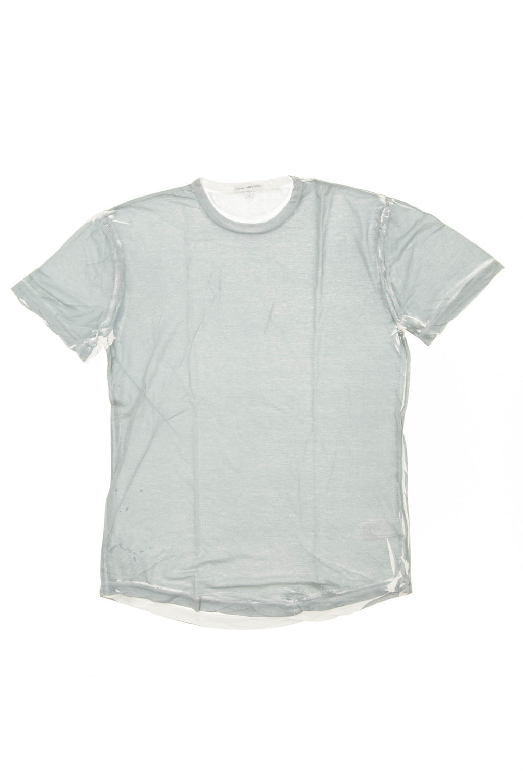 James Perse - Light Blue Short Sleeve TShirt - 1