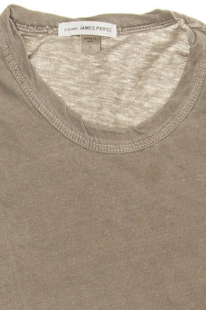 James Perse - Olive Green TShirt - 1