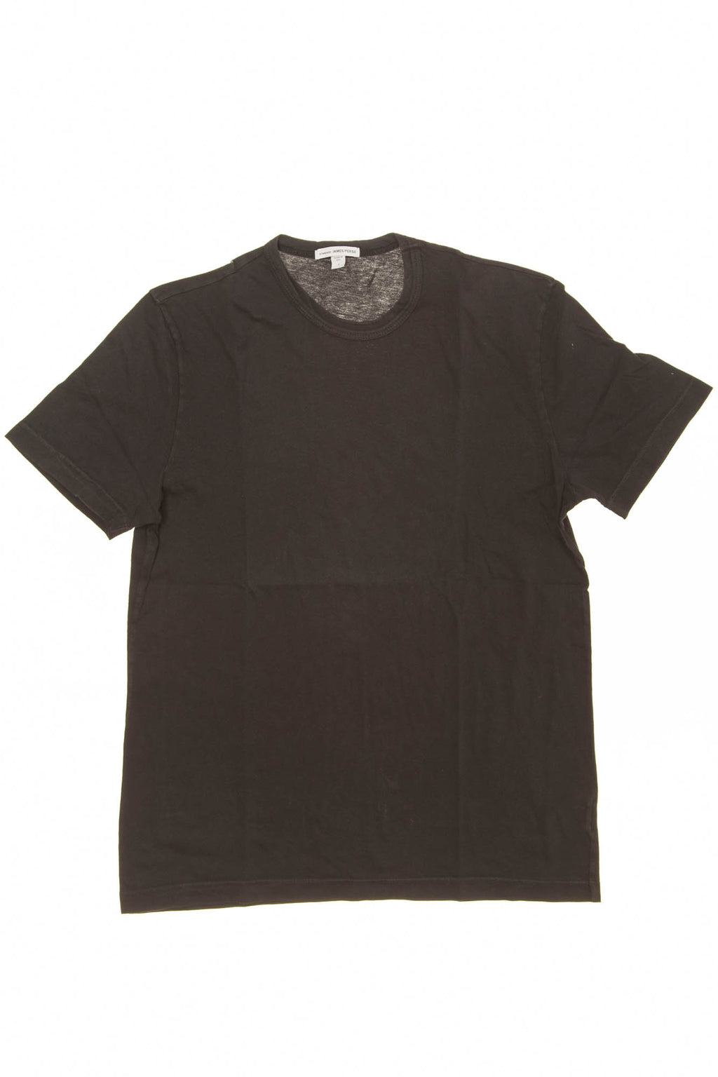 James Perse - Dark Brown Short Sleeve TShirt - 1