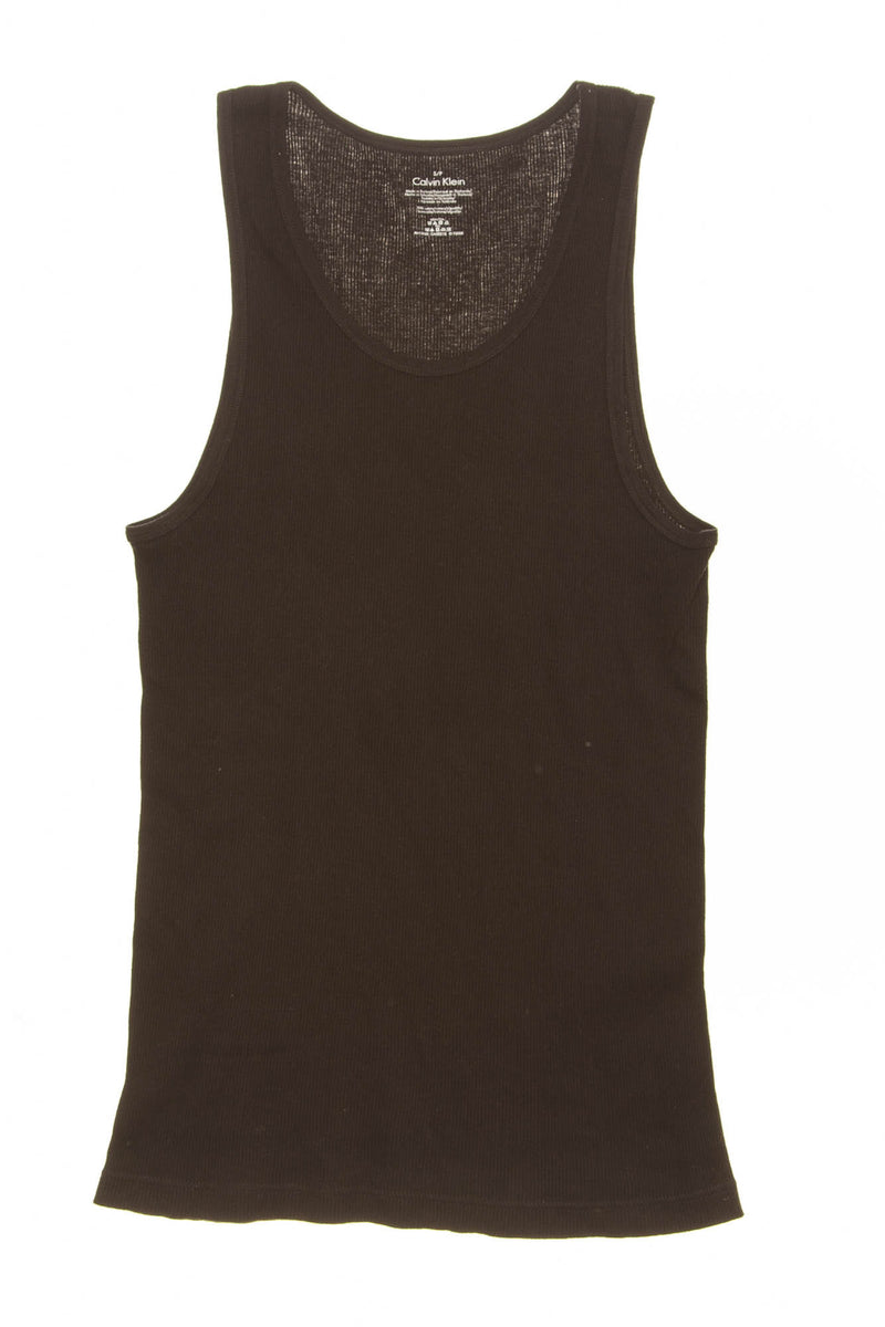 Calvin Klein - Black Tank Top - S