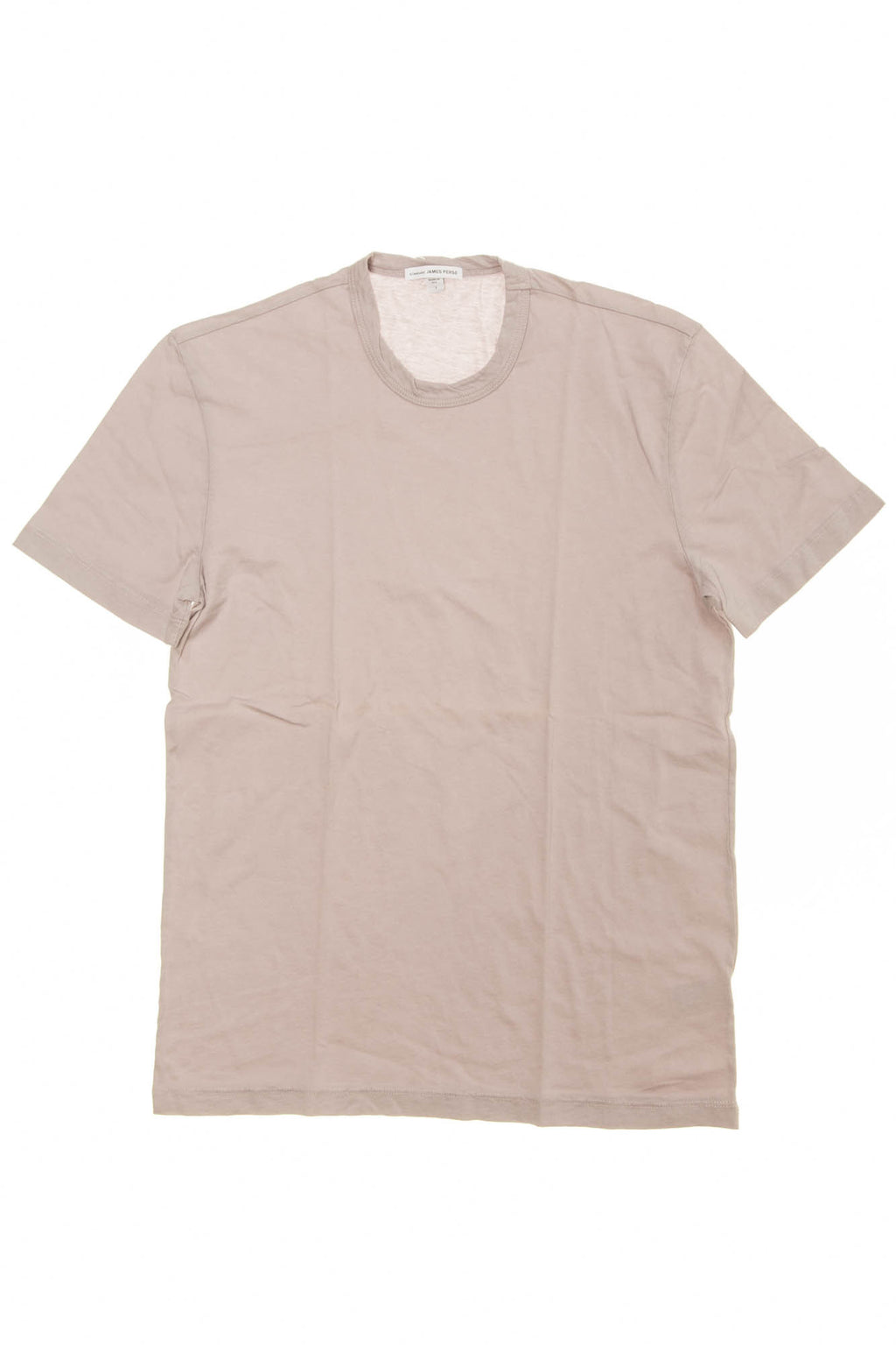James Perse - Taupe Short Sleeve Tshirt - 1