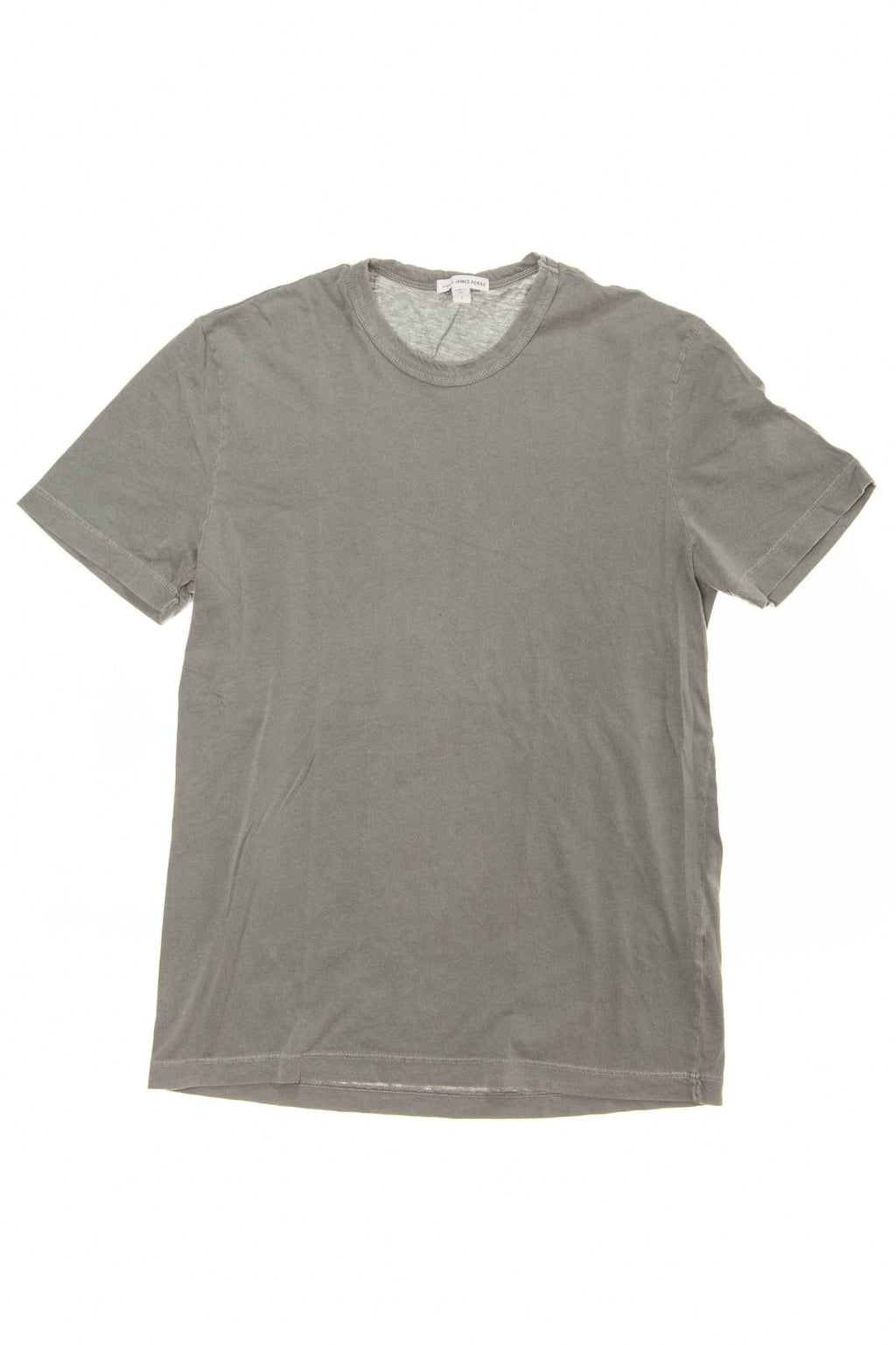 James Perse - Light Gray Short Sleeve T Shirt - 1