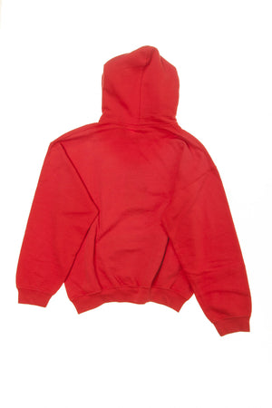 Gildan - Catalina Island Red Hooded Sweatshirt - M