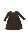 Rykiel Enfant - Black Long Sleeve Dress