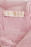Valentino - BN Baby Pink Spaghetti Strap Embellished Dress - IT 44