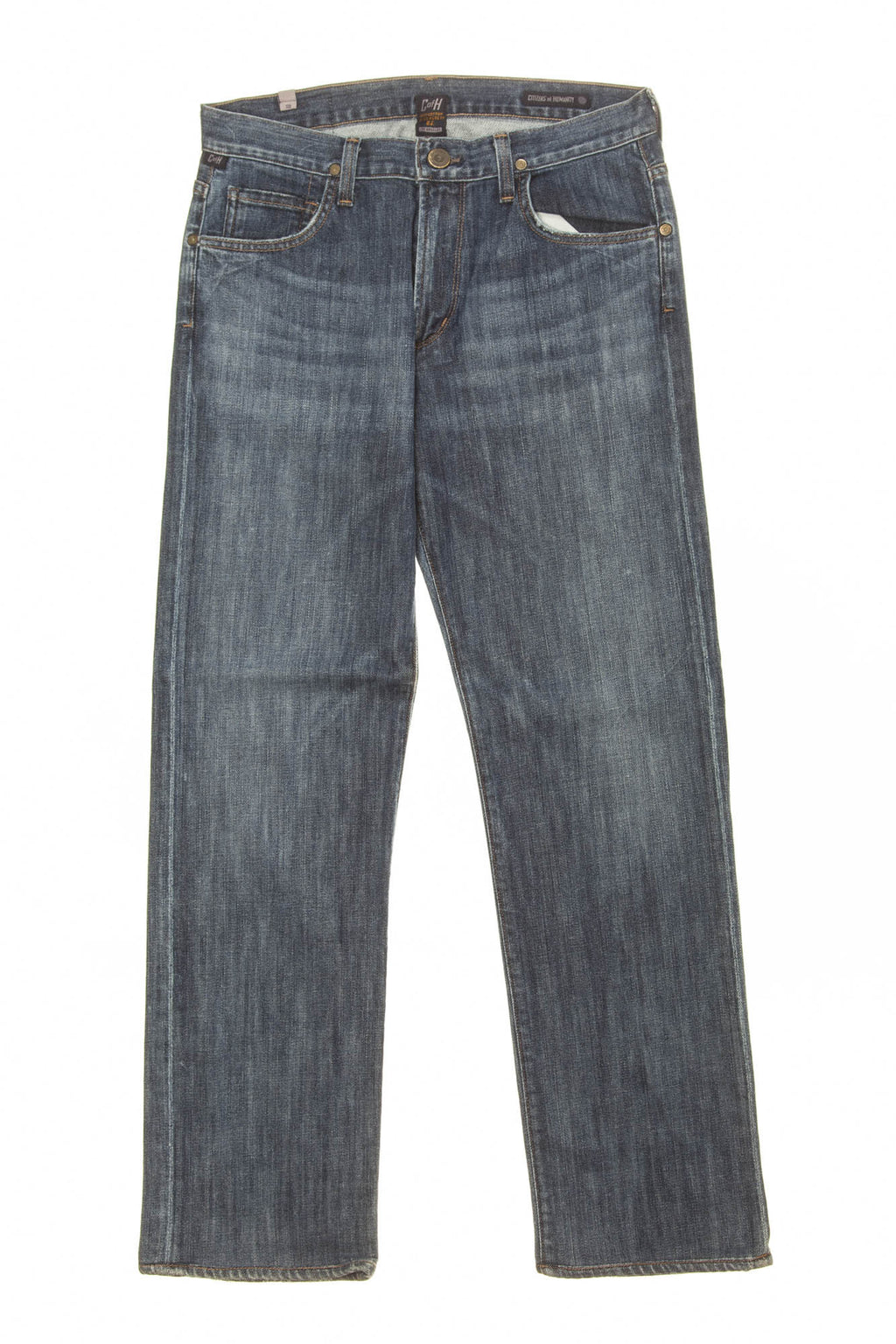 Citizens of Humanity - Dark Blue Denim Jeans - 31
