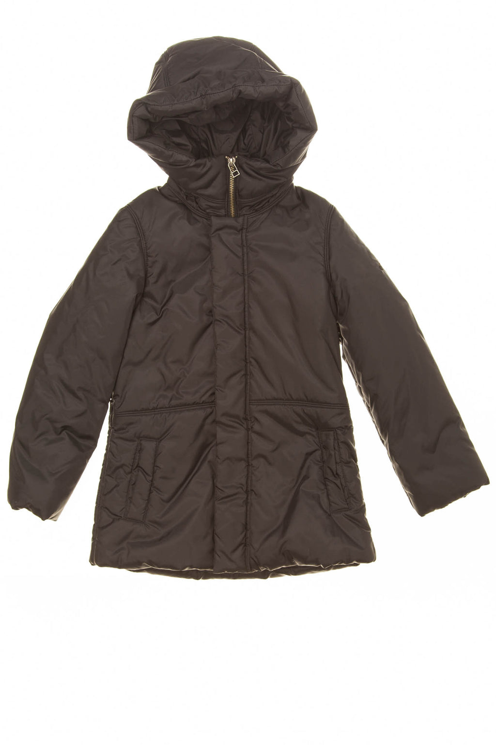 Junior Gaultier - Black Puffy Jacket - 8A