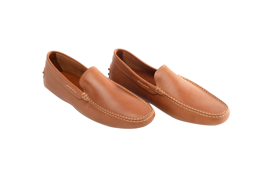 Tod's - Men's Camel Shoes - 9