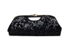 Cesare Paciotti - Black Sequins Bag -