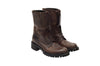 Montana - Brown Lace Up Boots - IT 38