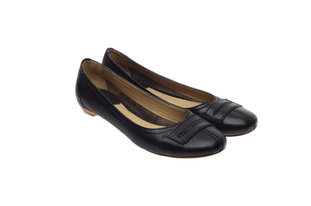 Chloe - Black Flats - IT 39