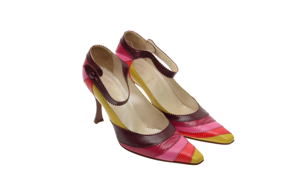 Christian Dior - Multicolored High Heels - IT 38