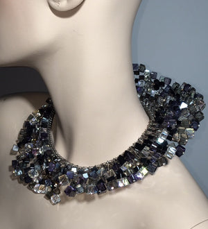 Daniel Swarovski - Collectible Limited Edition Multi Crystal Frivolous Necklace New in Box