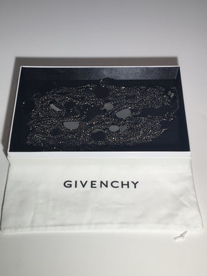Givenchy - New Long Multi Chain Necklace with Multi Charm - One Size