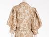 Vivienne Westwood - Ivory and Pink 3/4 Sleeve Jacket - IT 40