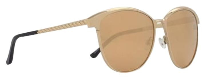 "Agent Provocateur - ""Spank Me"" Gold Reflective Sunglasses - One Size"