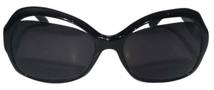 Fendi - Black Sunglasses with Gold Detail