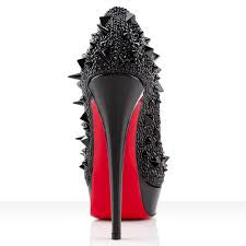 "Christian Louboutin - Brand New ""Very Mix 150"" Black Patent Calf Open Toe High Heels - IT 39"
