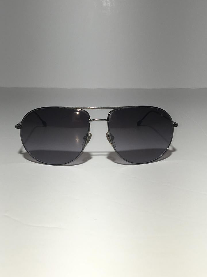 John Varvatos - Black Sunglasses