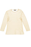 Donna Karan - White 2pc Cashmere Sweater - M